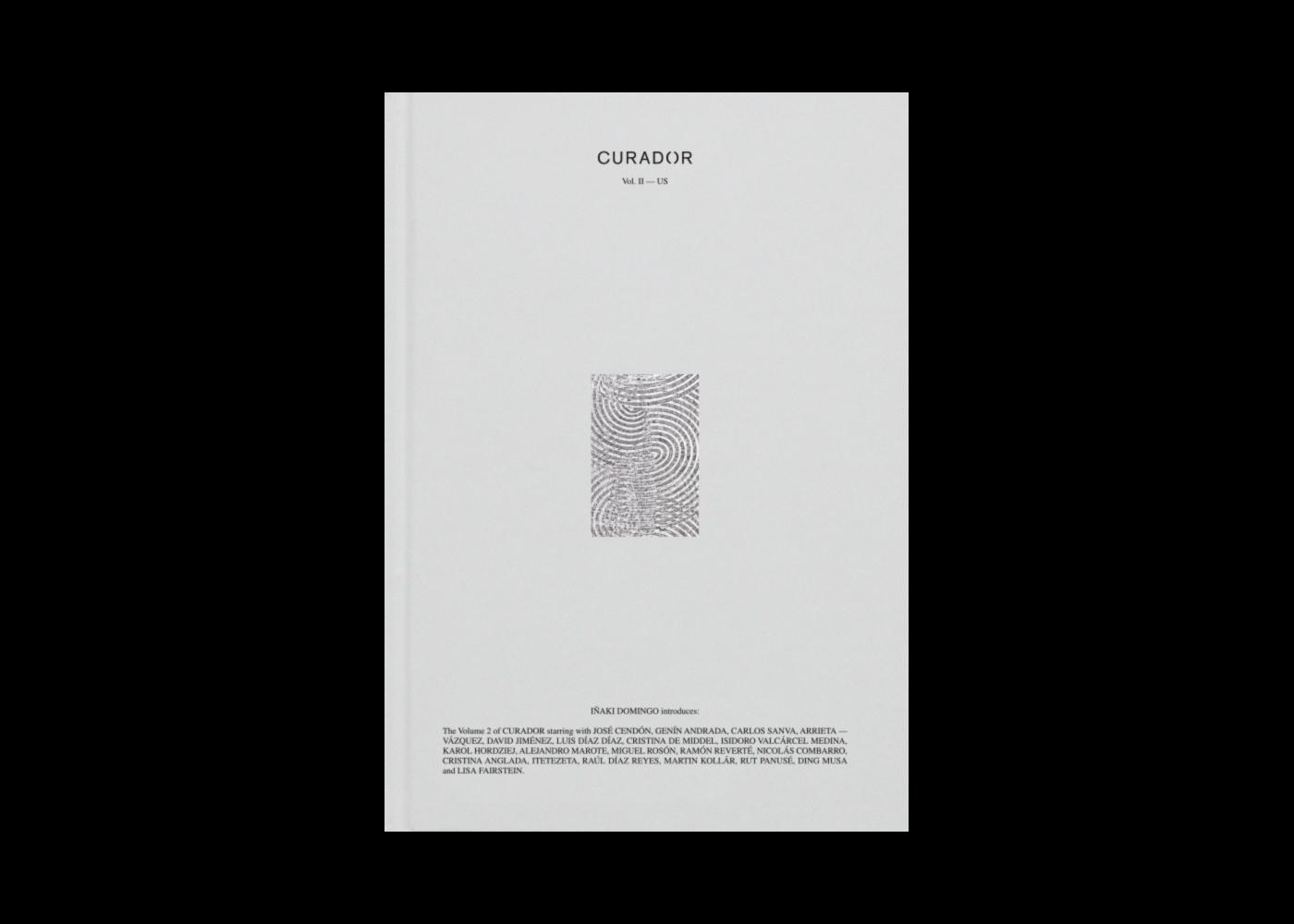 Curador Vol. II - US