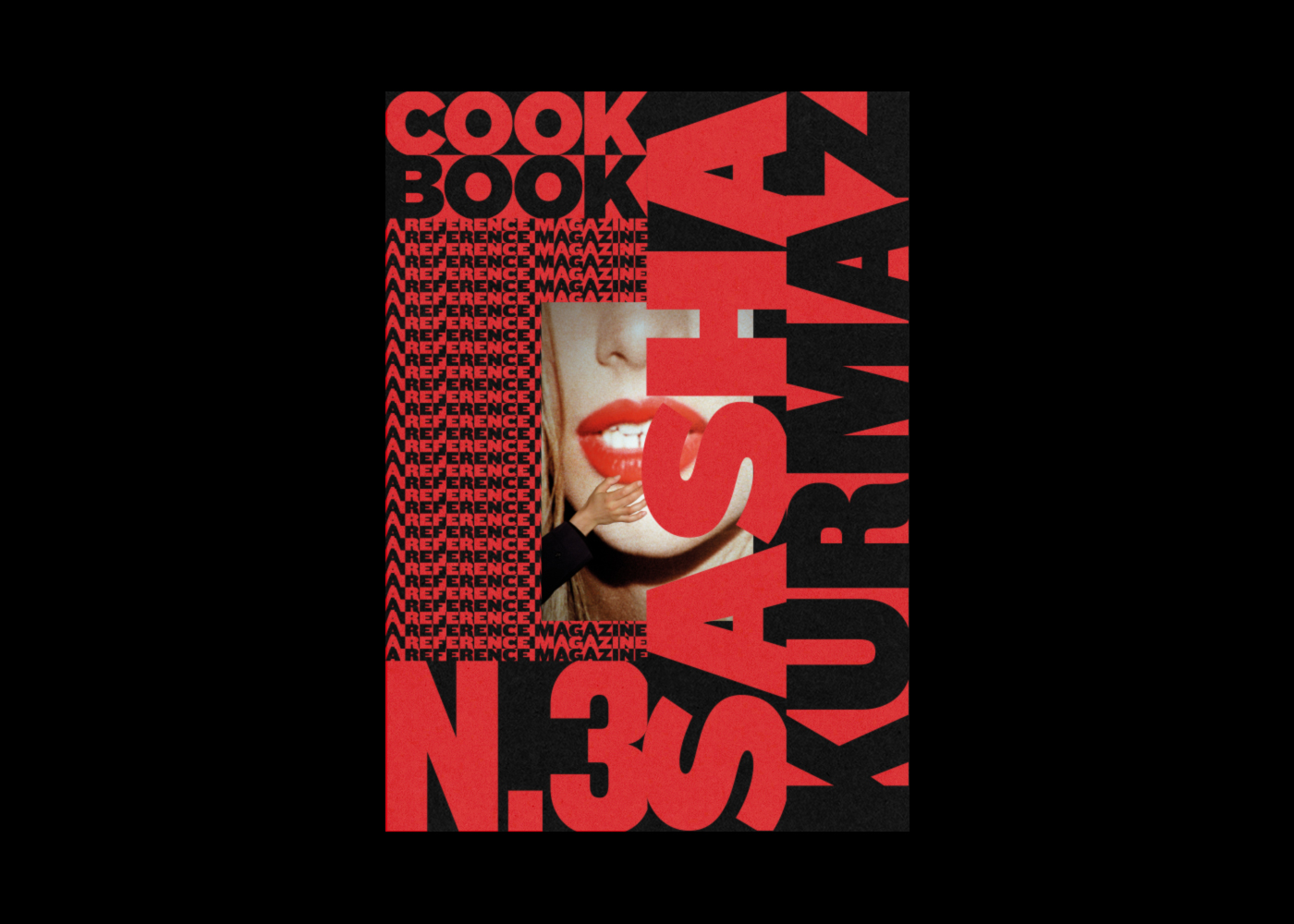 Cookbook N.º 3 Sasha Kurmaz