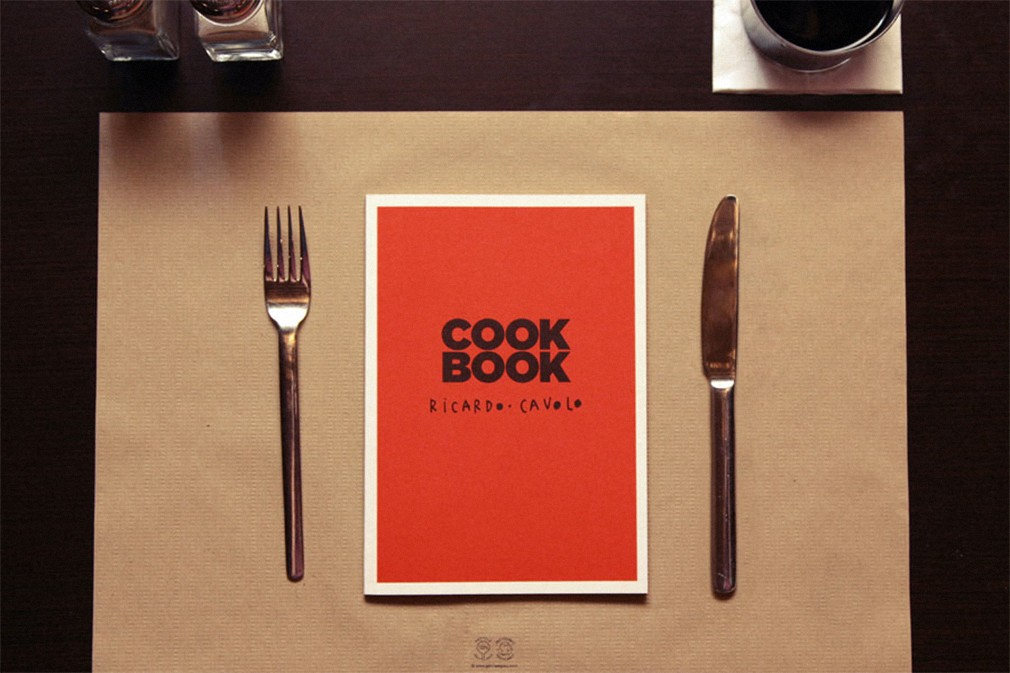 Cookbook N.1 Ricardo Cavolo